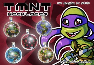 TMNT Necklaces For Sale