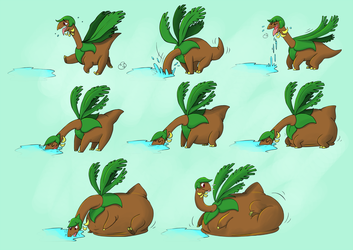 [Commission] Plants Need Lots of Water!