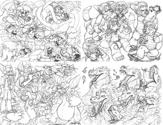sketchpage examples - various
