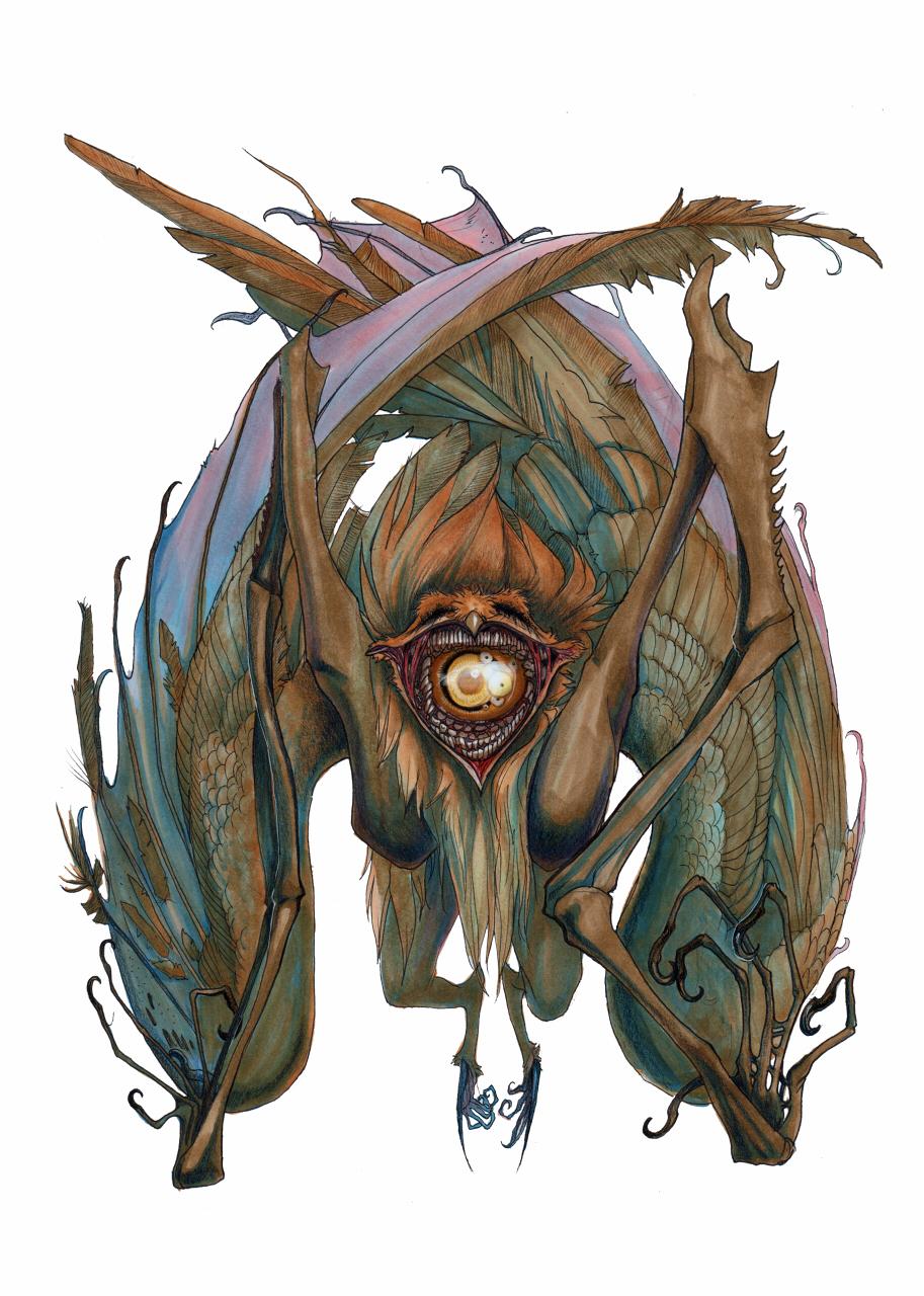 Nightmare Fuel: Bobbycorwin II