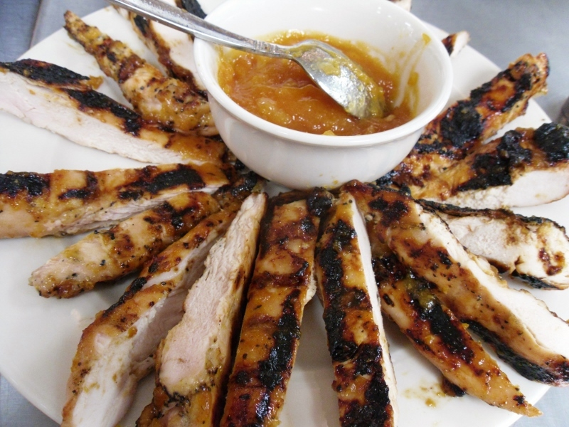 Chicken and Apricot Marinade