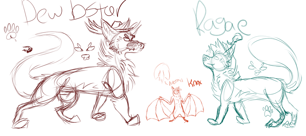 Most recent image: Offish 2014 ref WIP