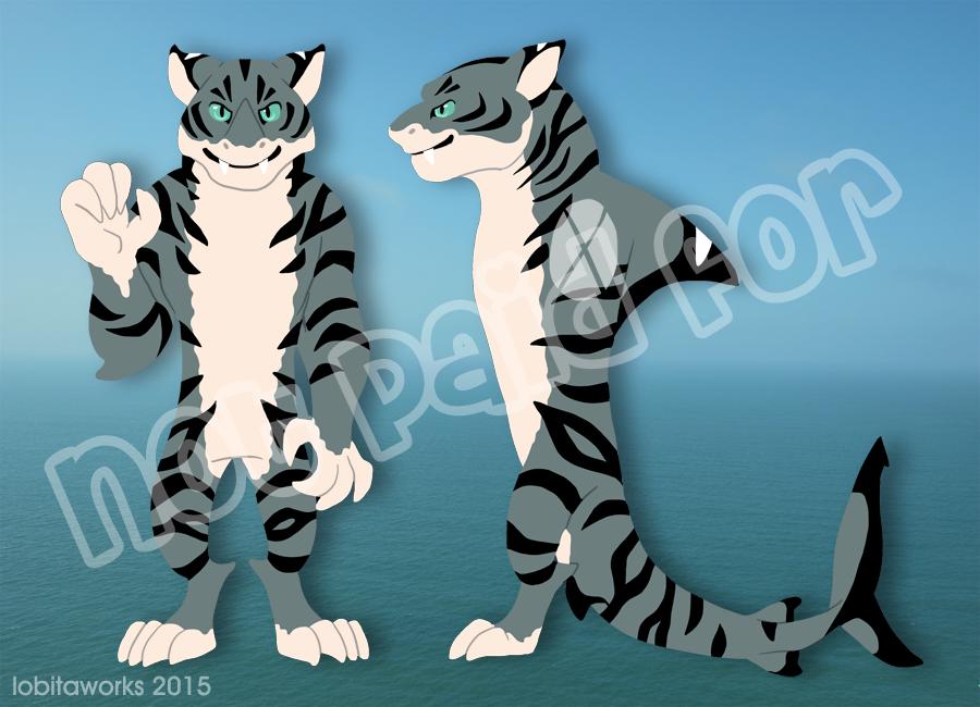 Tiger/Tiger Shark Hybrid UP FOR AUCTION!