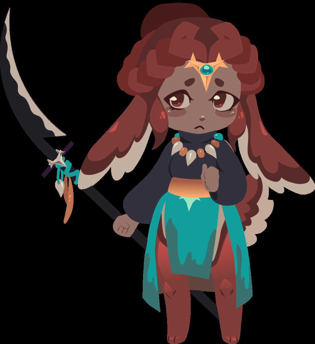 Most recent image: Dark Healer Eirene