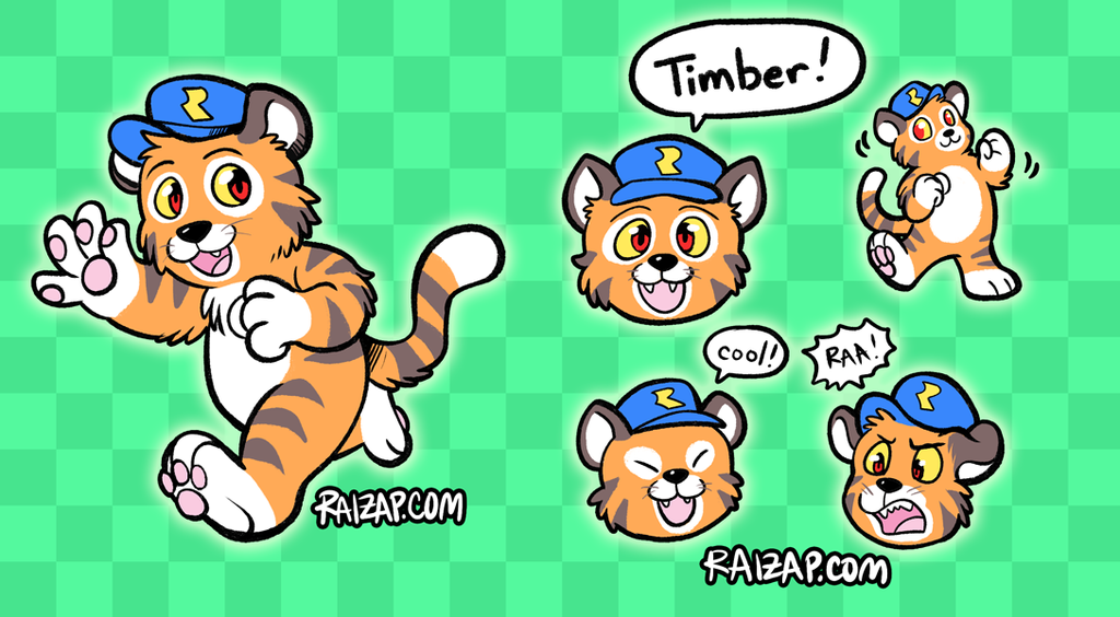 Timber the Tiger