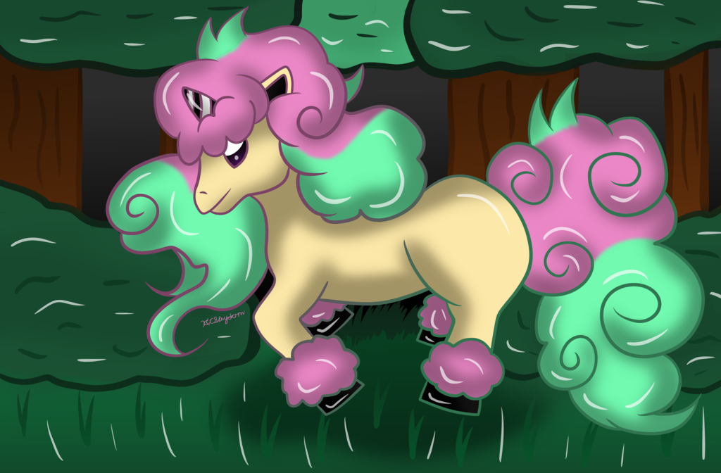 Most recent image: Speedpaint - Pokemon Galarian Ponyta