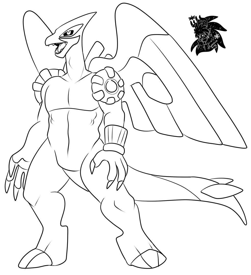 Male Lugalkia +Commission WIP+
