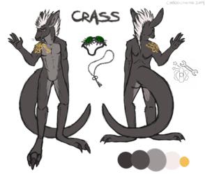 Kaltag's Kangaroo Character Design [Commission]