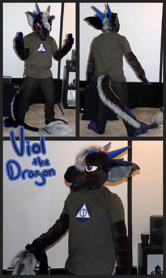 Viol the Dragon!