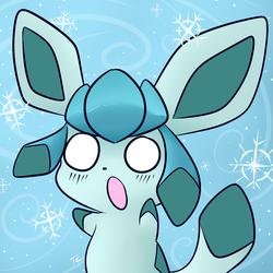 Super Cute Glaceon Chibi GO!