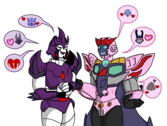 TFA/BW2: A tale of two Galvatron's.