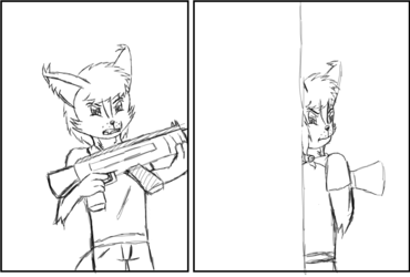 The Tales of Nulbion Comic Practice