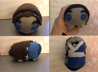 Avatar the Last Airbender Katara Stacking Plush For Sale