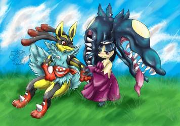 Runei and Lucina