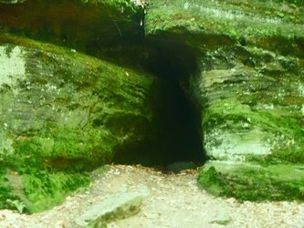 Mouth Of The Cave