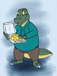 Jax O'Gator Sketch