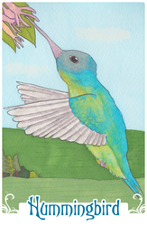 Hummingbird (2014)