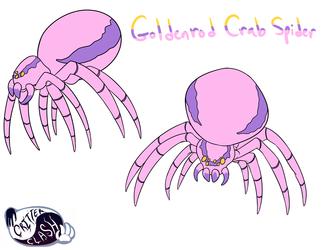 Critter Clash - Spider Creature - Concept Art
