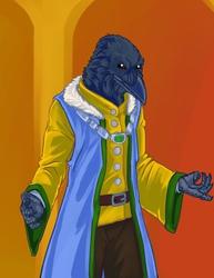 Corvid Trademaster