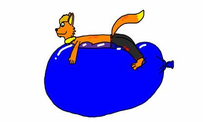 Marquis' Blue Balloon