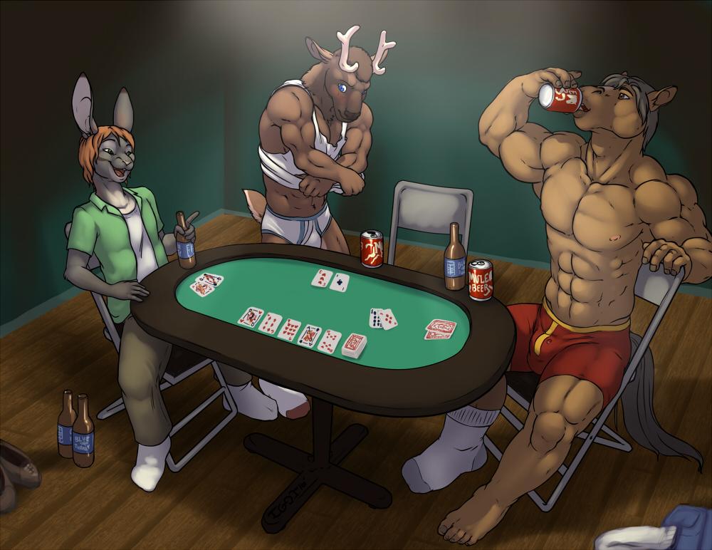 Week 25: Strip Poker