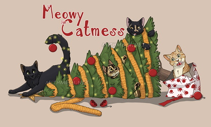 Meowy Catmess