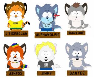 South Park Badges! Part 2!