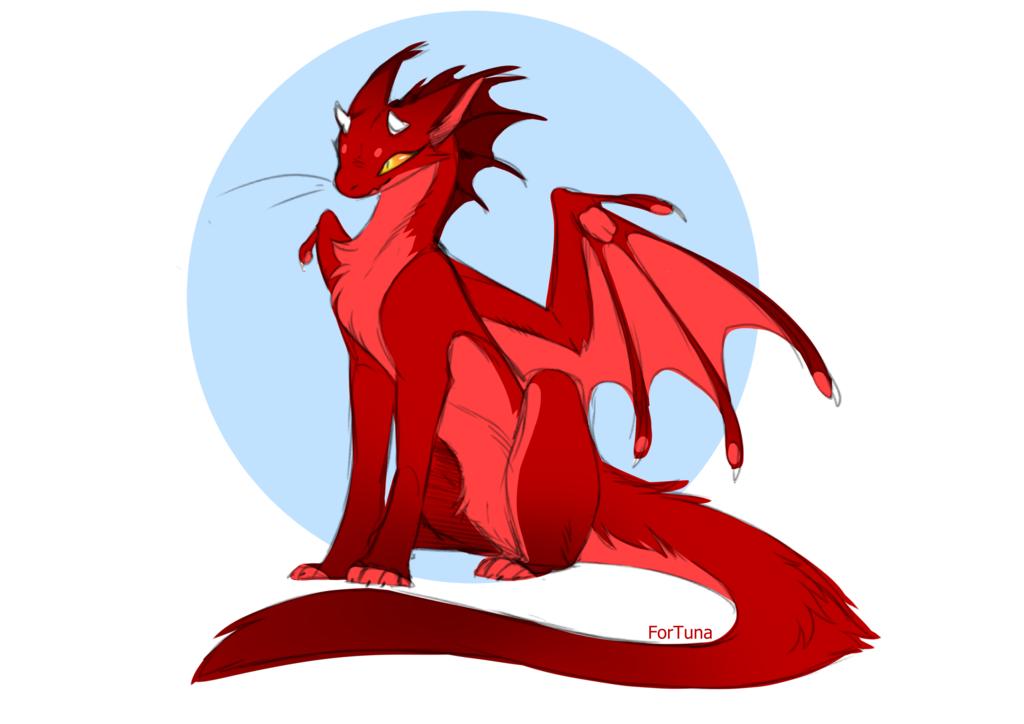 [Personal Art] DragonCats