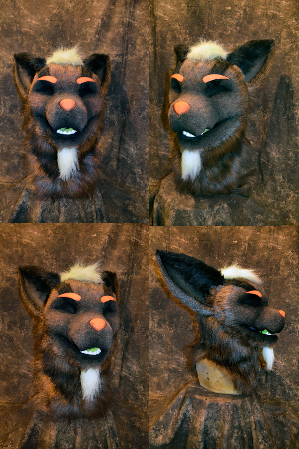Koevit - creature Head