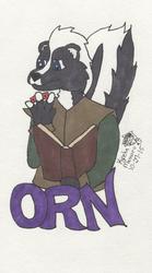 Orn Badge - 2015