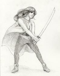 Hayashi D Ren Sketch