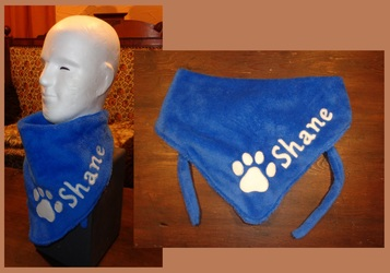 2th Fursuiter scarf for Shane
