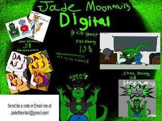 Digital Commission Price Sheet -MK2