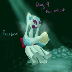 Froslass - Pokeddex 2013