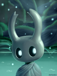 Hollow Knight Painting
