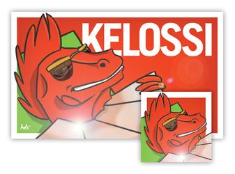 Badge + Icon: Kelossi