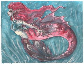 Red Mermaid