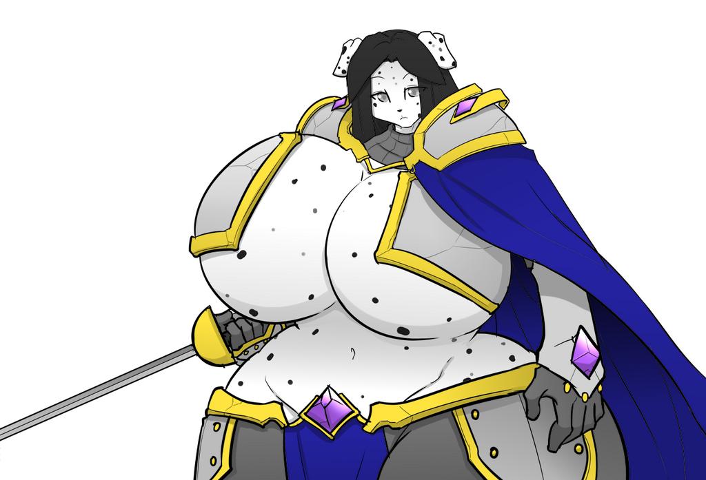 Beasts & Breasts - Bridget the Noble Warrior