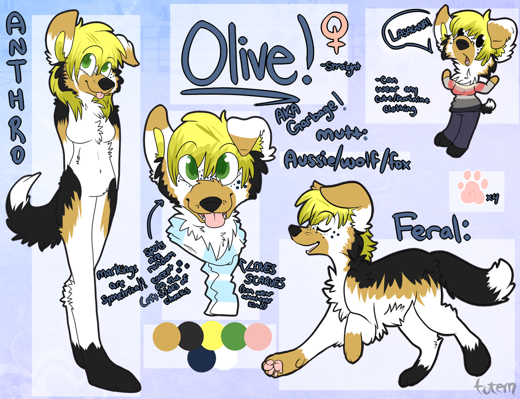 Most recent image: 2015 Olive Ref!