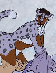 [Sequence]-Wereleopard 4/8