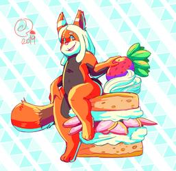 Birthday panda lad