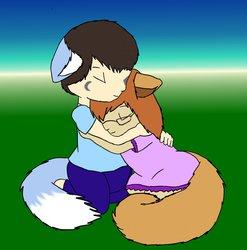 Kemonomimi Hugs