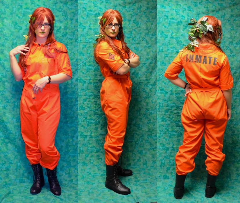 Orange is the new Black - Arkham
