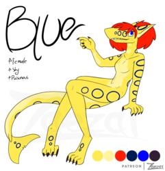 Box Shark Adoptable: Blue [adopted]