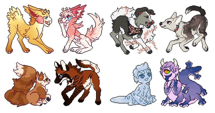 Most recent image: Icon Batch
