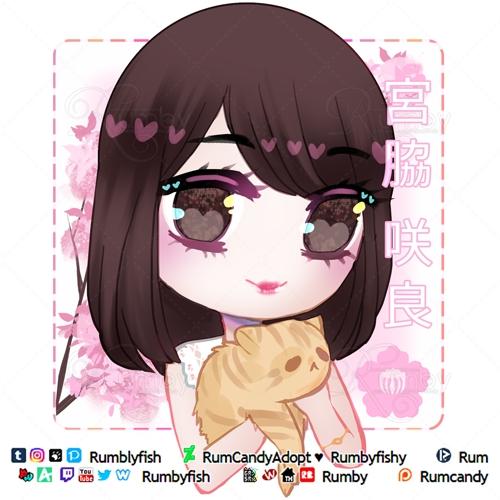 IZONE Sakura + Speedpaint