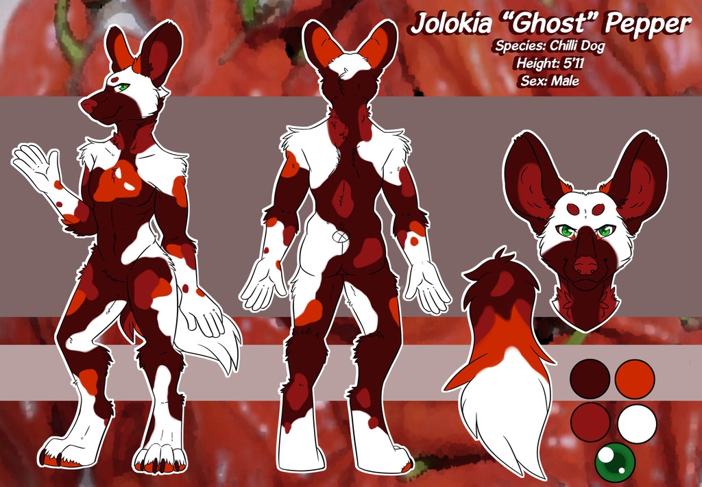 Most recent image: Ghost Pepper Wild Dog