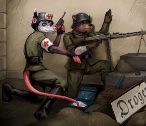WW2 Sanitater [C]