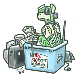 discount robot