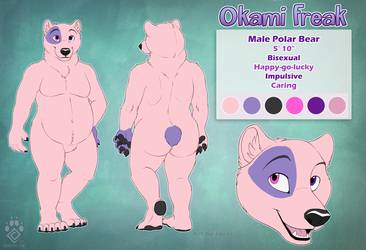 Okami Freak Reference Sheet